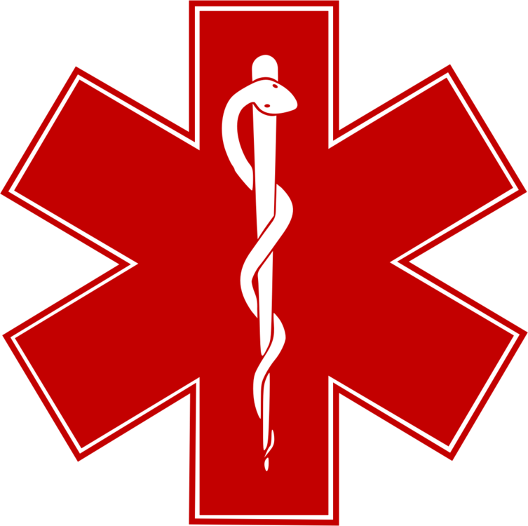 Announcements clipart promotion. Logo star of life