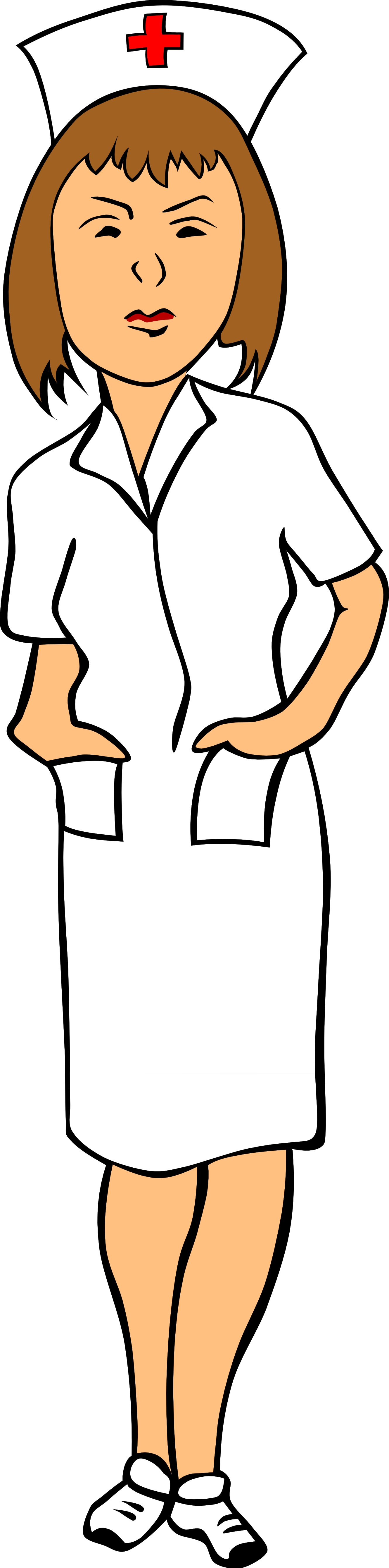 Nurse clipart. Free midwife cliparts download