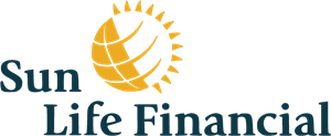 Vector financial png. Sun life logo ai