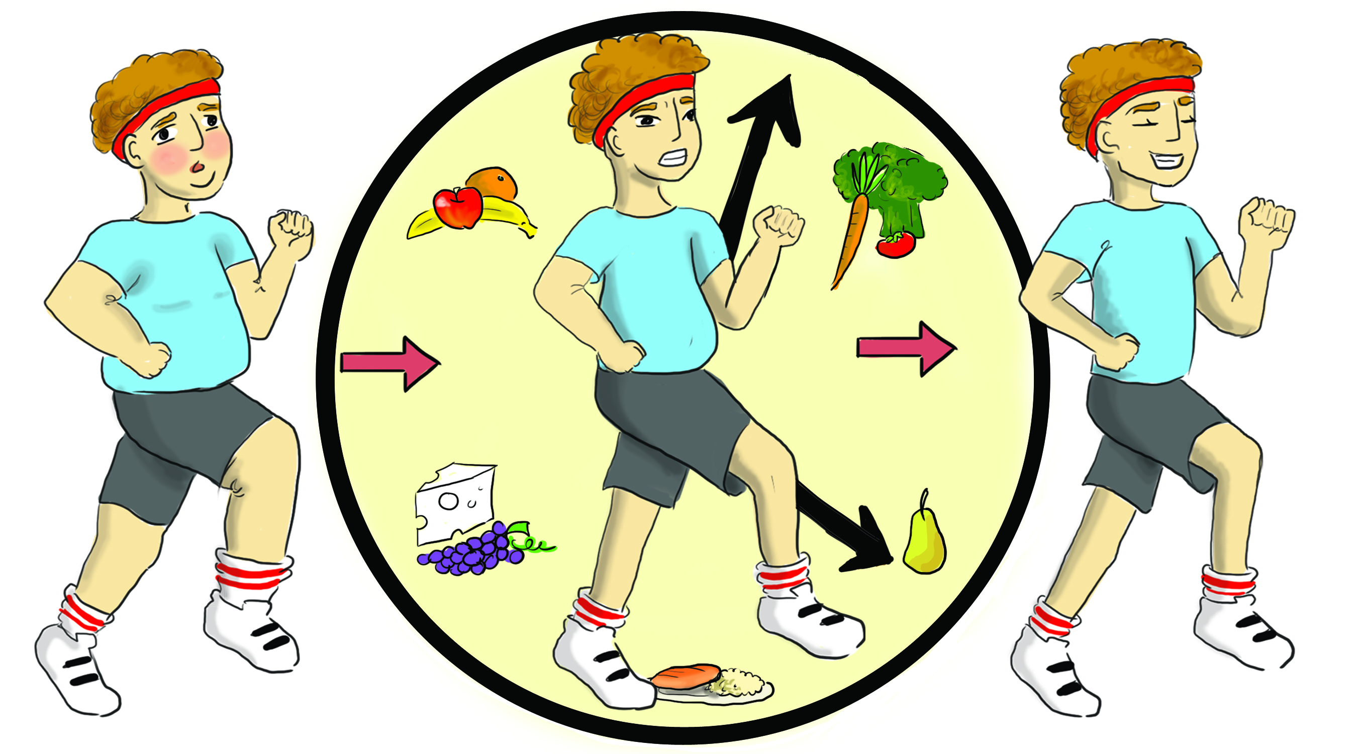 Lifestyle clipart healthy living. Panda free images info