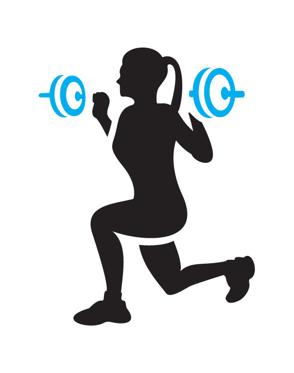 Lifting clipart fitness. Weight silhouette at getdrawings