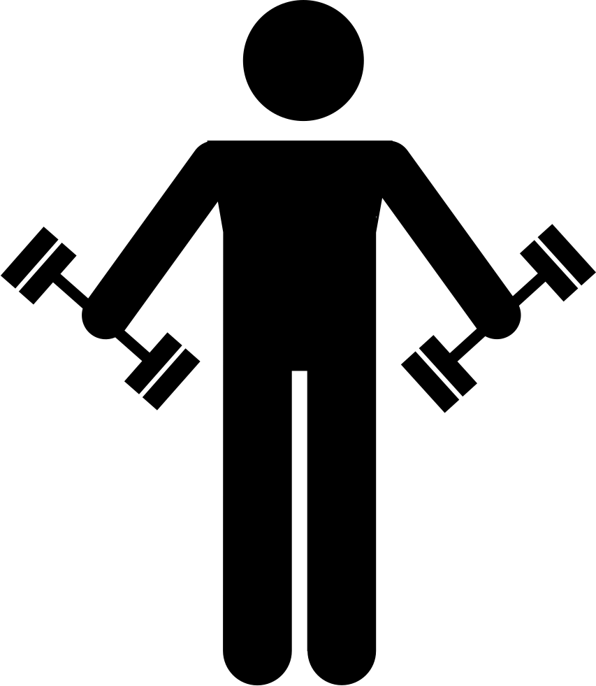 Weights svg icon transparent background. Free lifting download athletic