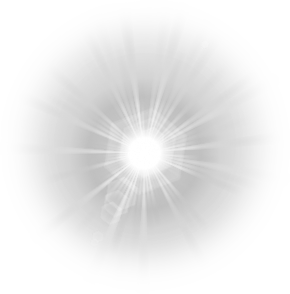 White light png. Flare image