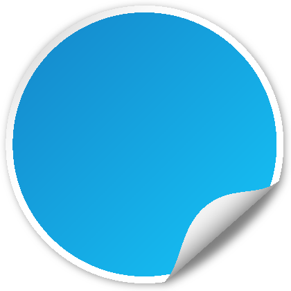 Light blue circle png. Seal svg vector public