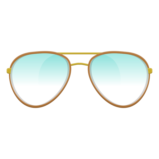 Transparent aviators svg. Light blue aviator sunglasses