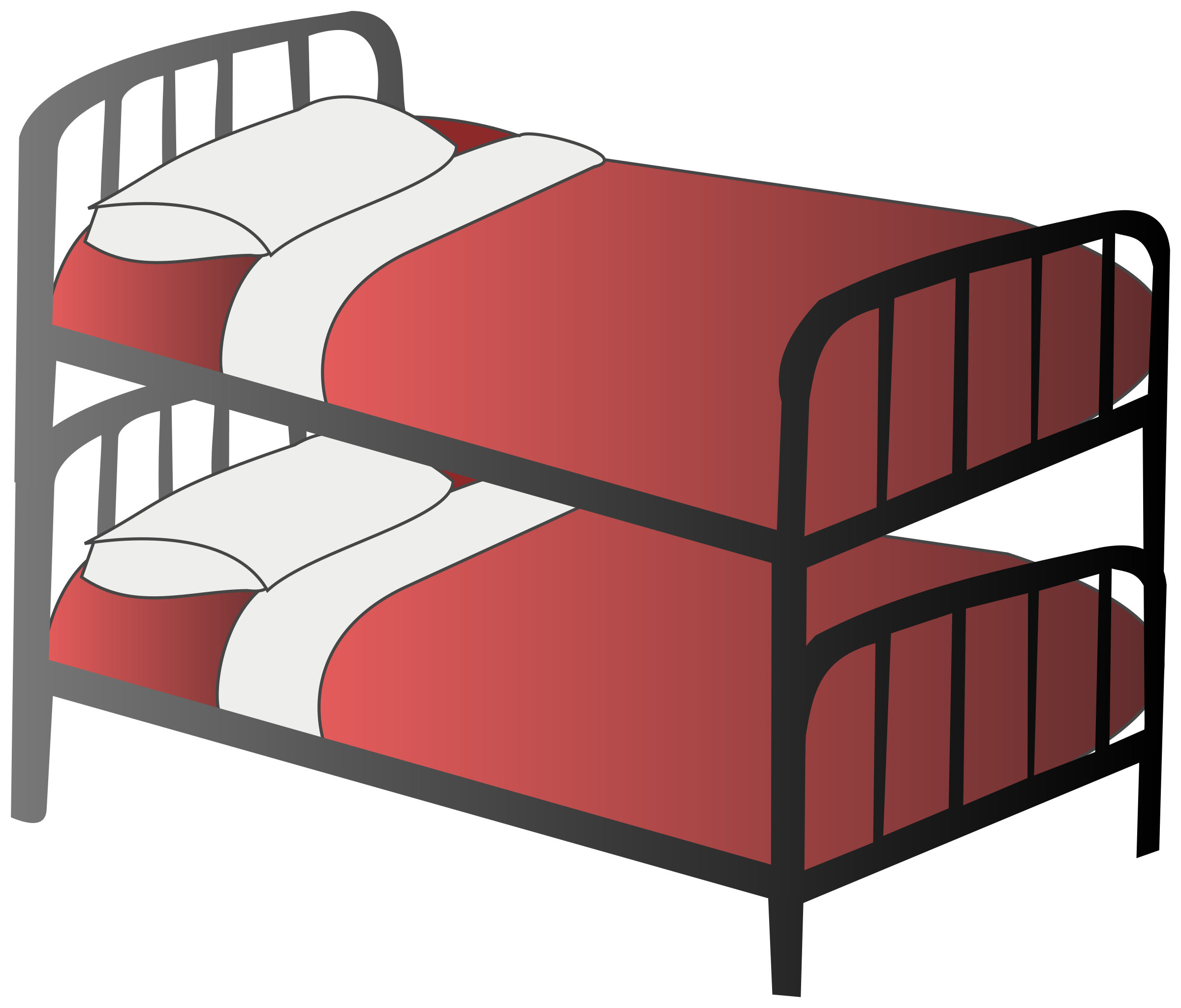 lighter clip bunk bed