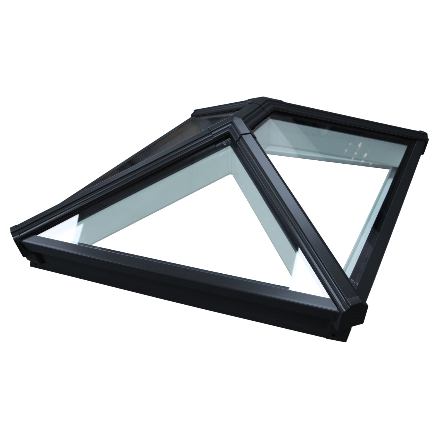 Light clip roof. Korniche contemporary lantern depot