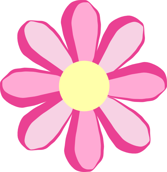 light pink flowers png