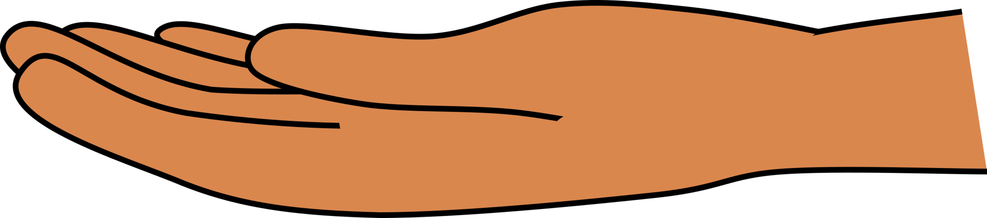 Skin clipart. Hand human computer icons