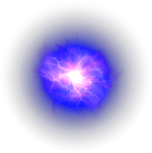 Light effects background png. Fire and flare flash