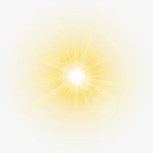 Light flare png gold. Golden sun rays clipart