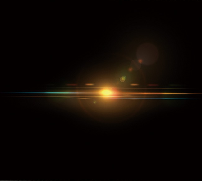 Light flare png gold. Design decoration image and