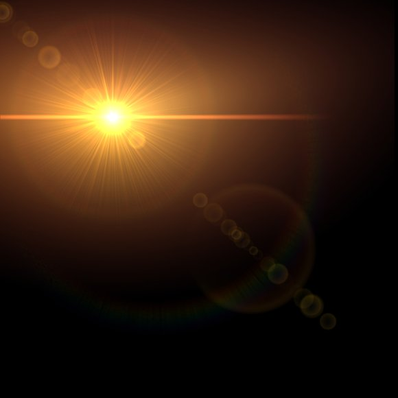 Light flare png overlay. Effects volume other design