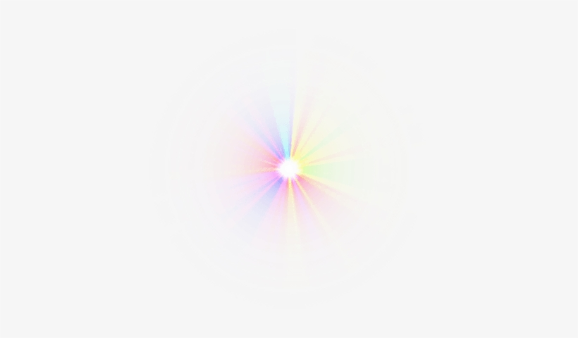 Light flare png rainbow. Small lens transparent free