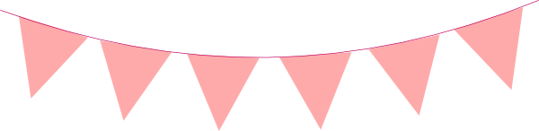 Bunting vector flag. Png triangle transparent images