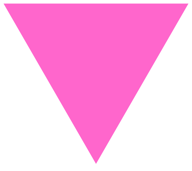 Light pink banner png. File triangle svg wikipedia