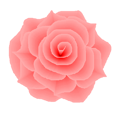 Light pink flower png. Rose stock by venicet
