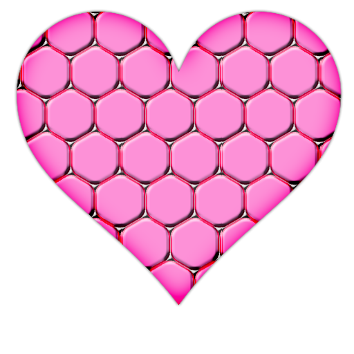 Light pink heart png. Icon clipart image iconbug