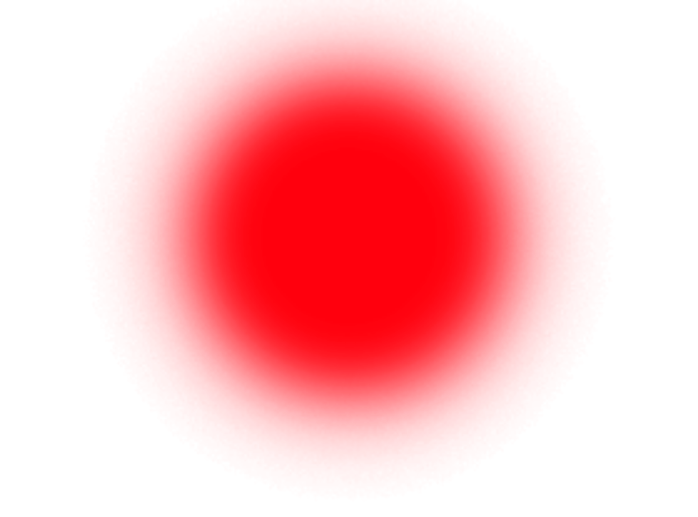 red spotlights png