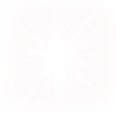 Png rays of light. Glow vector god ray banner black and white stock