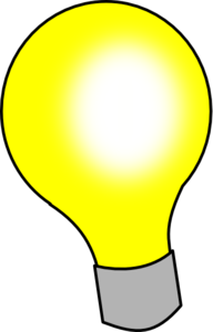 Lightbulb clipart bright light bulb. Png best icon click