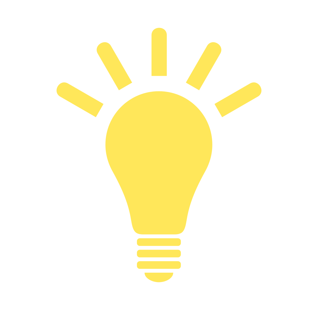 Lightbulb idea png. Bulb file mart