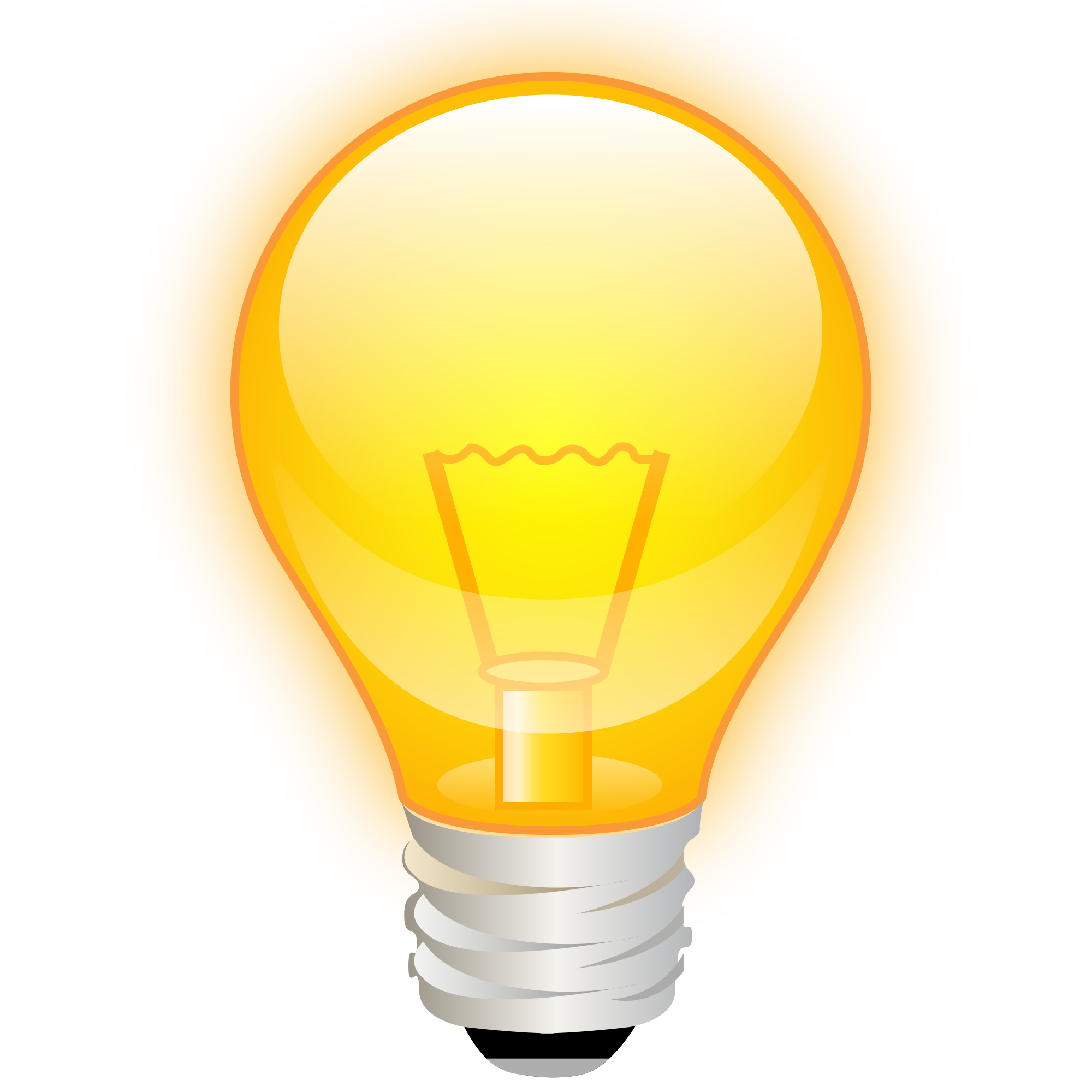 Hd light bulb transparent. Lightbulb png jpg freeuse