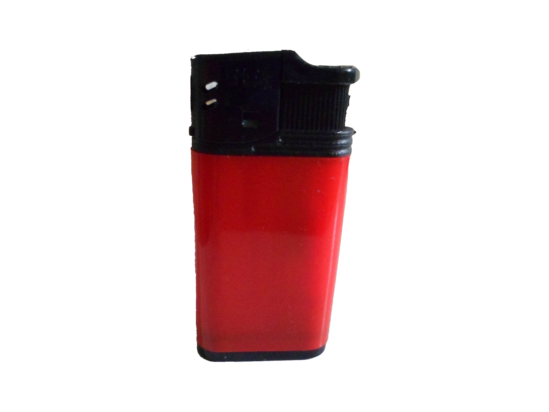 Lighter transparent disposable. Red icon lighters transprent