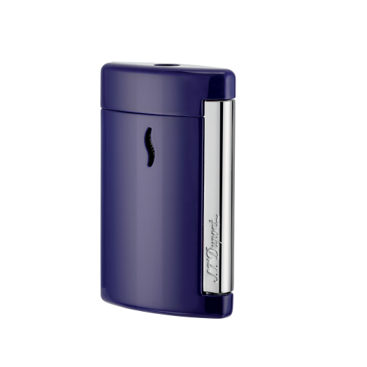 Lighter transparent purple. Chrome finish s t