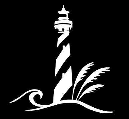 Lighthouse clipart lighthouse hatteras. With seacoast sticker stephanie