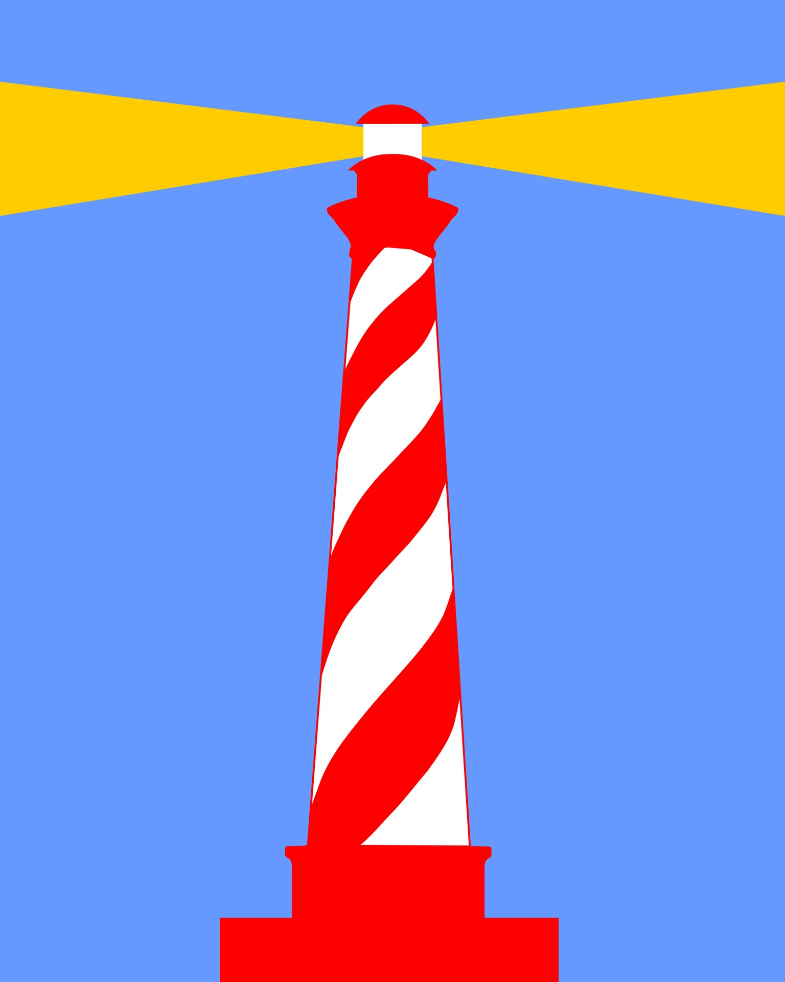 Lighthouse clipart striped. Red free stock photo