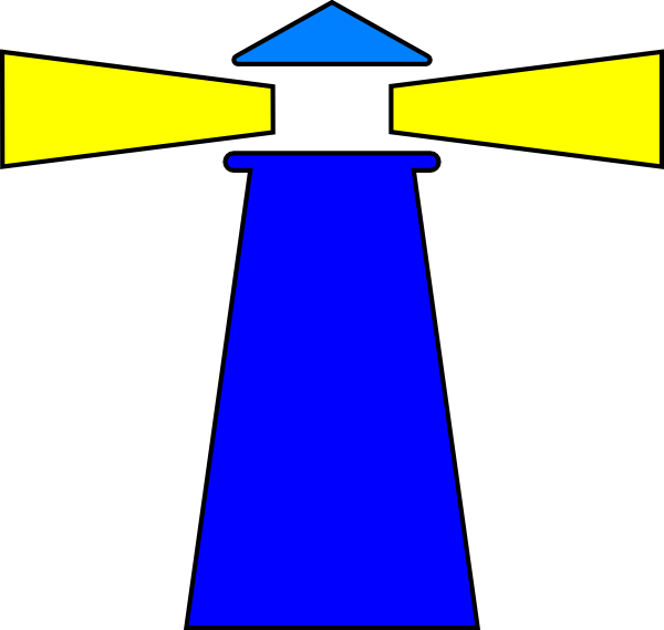 Lighthouse vector png. Clip art at clker