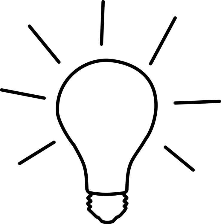 Incandescent light white led. Bulb drawing jpg stock