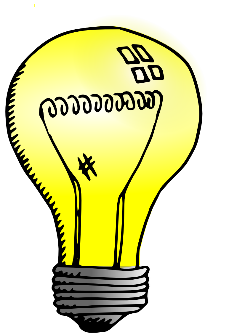 Lighting clipart bulb. Light png images free