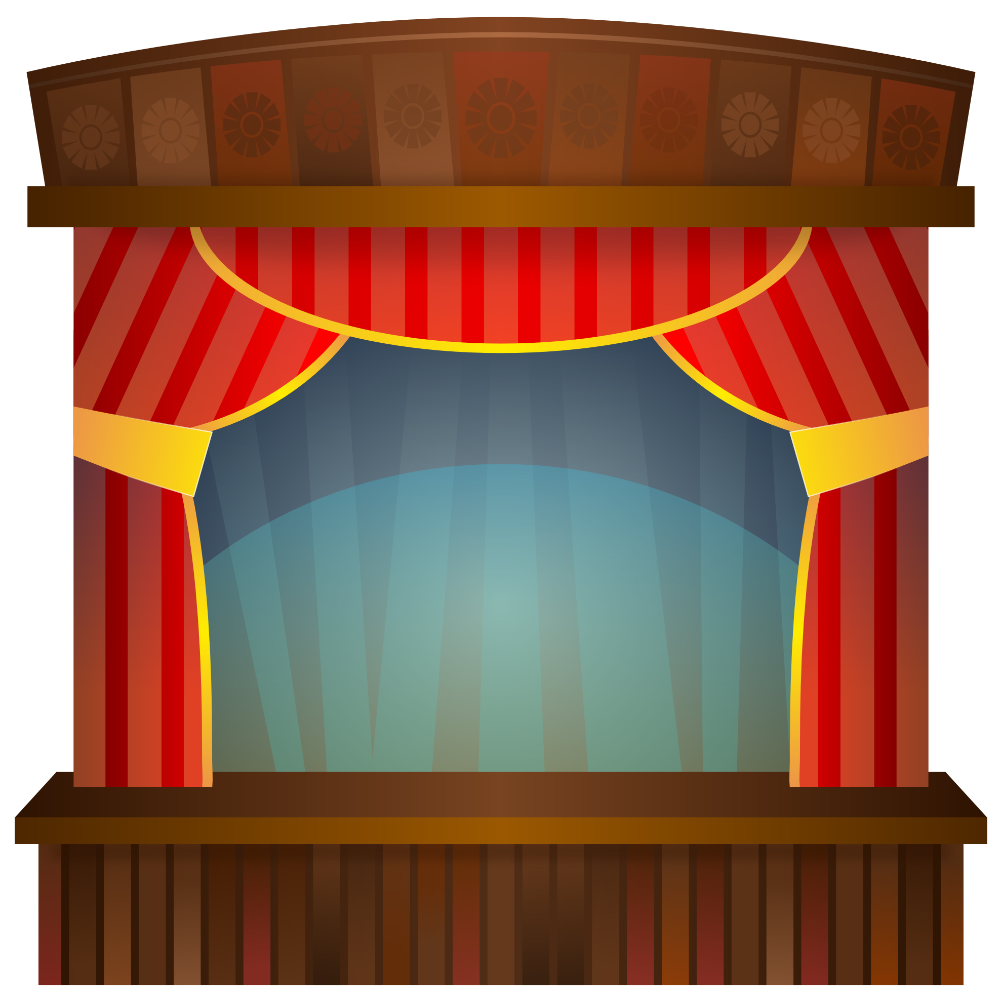 Stage clipart empty stage. Free theatre cliparts download