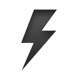 Pop vector thunder. Free lightning icon png