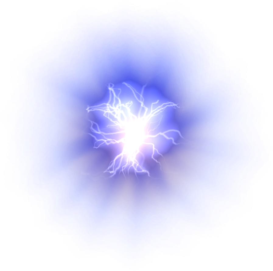 electric spark png
