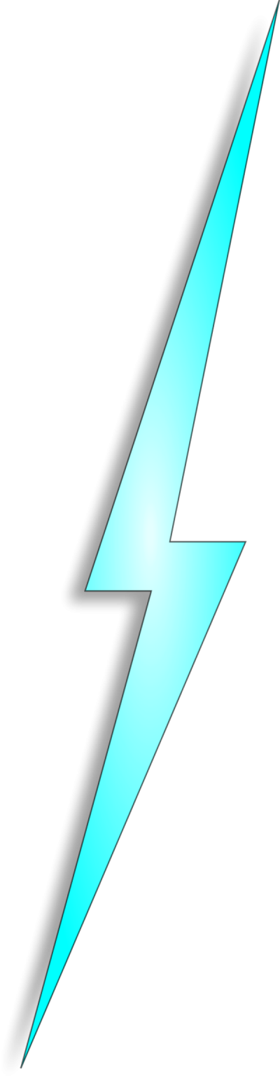 Lightning bolt clipart green. Cliparts for free
