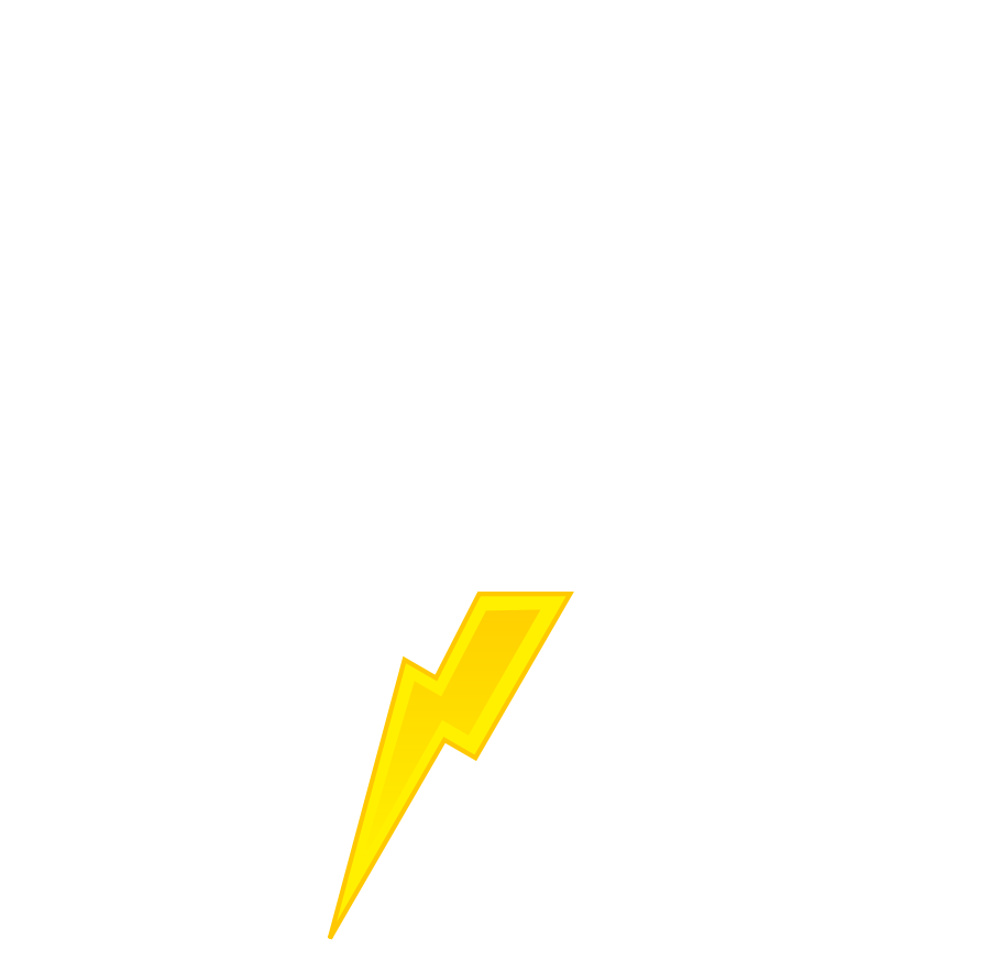 Lightning bolt clipart realistic. Free cliparts download clip