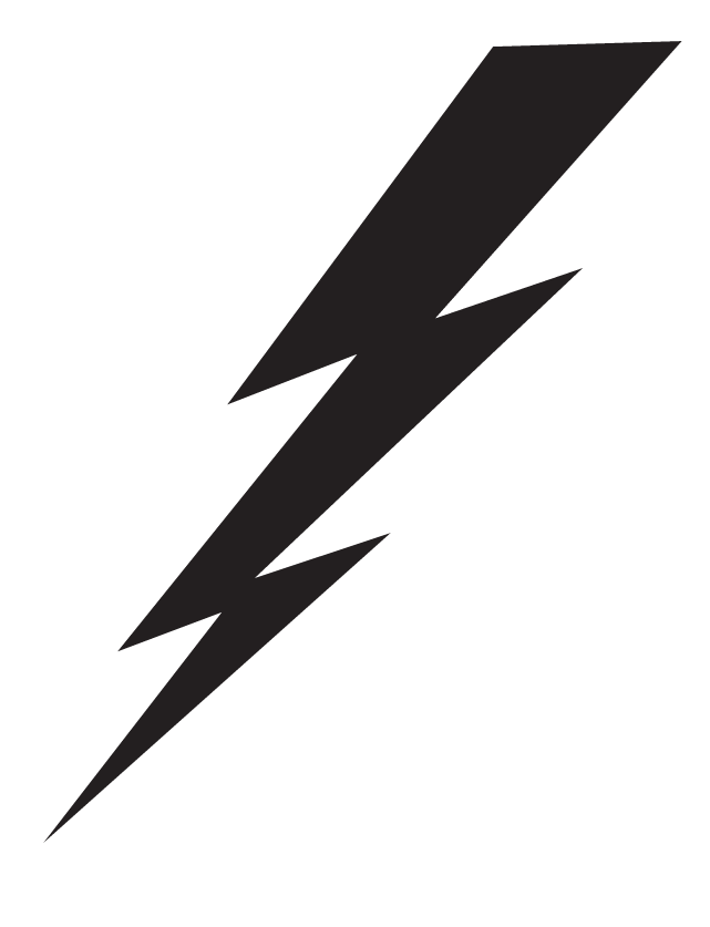 Lightning bolt png black. Temporary tattoo ships in