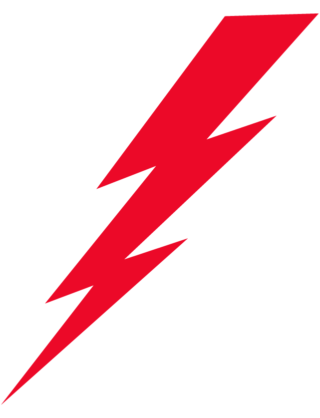 Lightning bolt png red. Temporary tattoo ships in