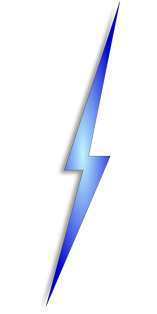 Blue lightning bolt png. Transparent pictures free icons