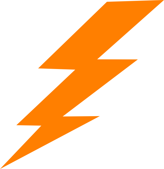 Cartoon lightning png. Image purepng free transparent