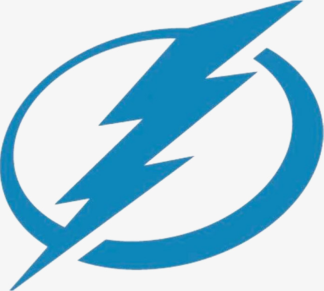 Lightning clipart electric sign. Blue logo thunder and