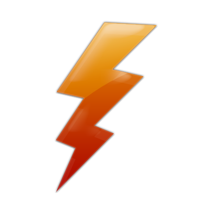 Lightning clipart lightning shock. Suggestions for download icon