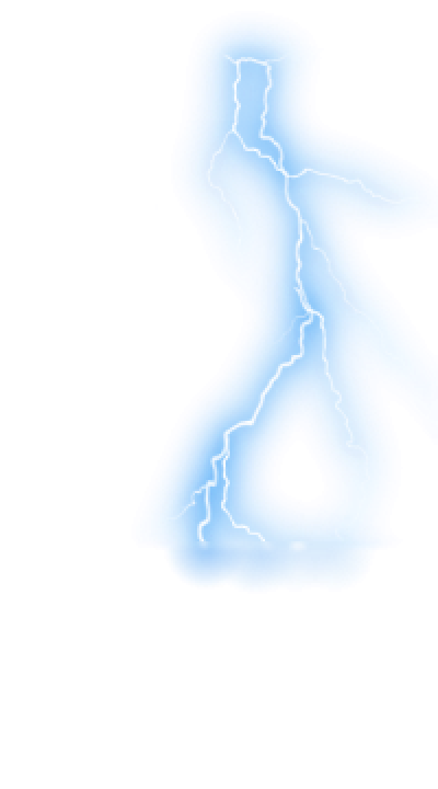 Lightning clipart psd. Millions of png images