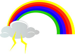 Lightning clipart stormcloud. Free changing weather image