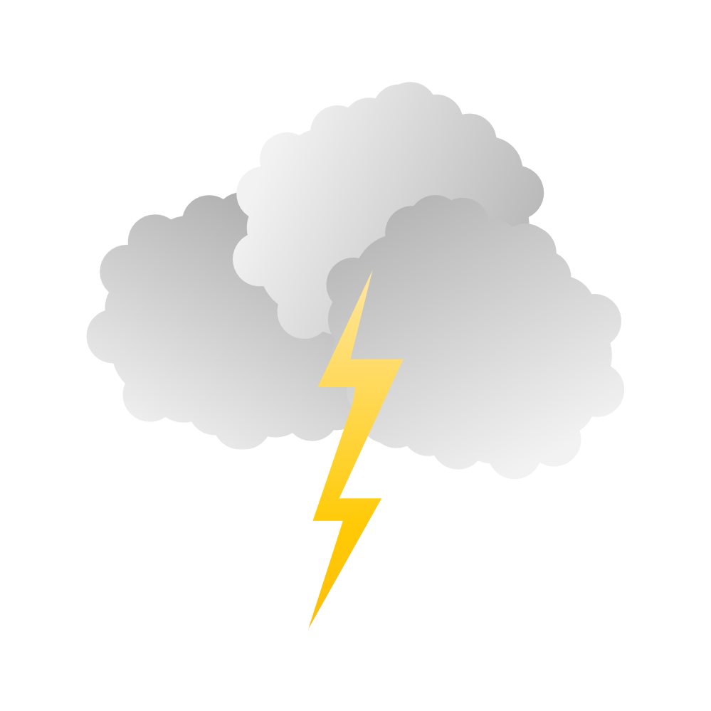 Lightning clipart stormy sky. Free storm cliparts download