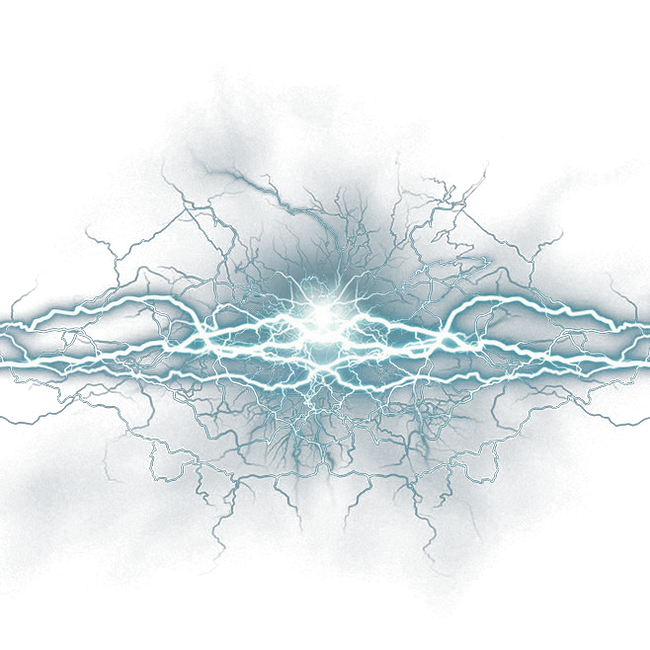 Vector effect material. Lightning effects png pinterest