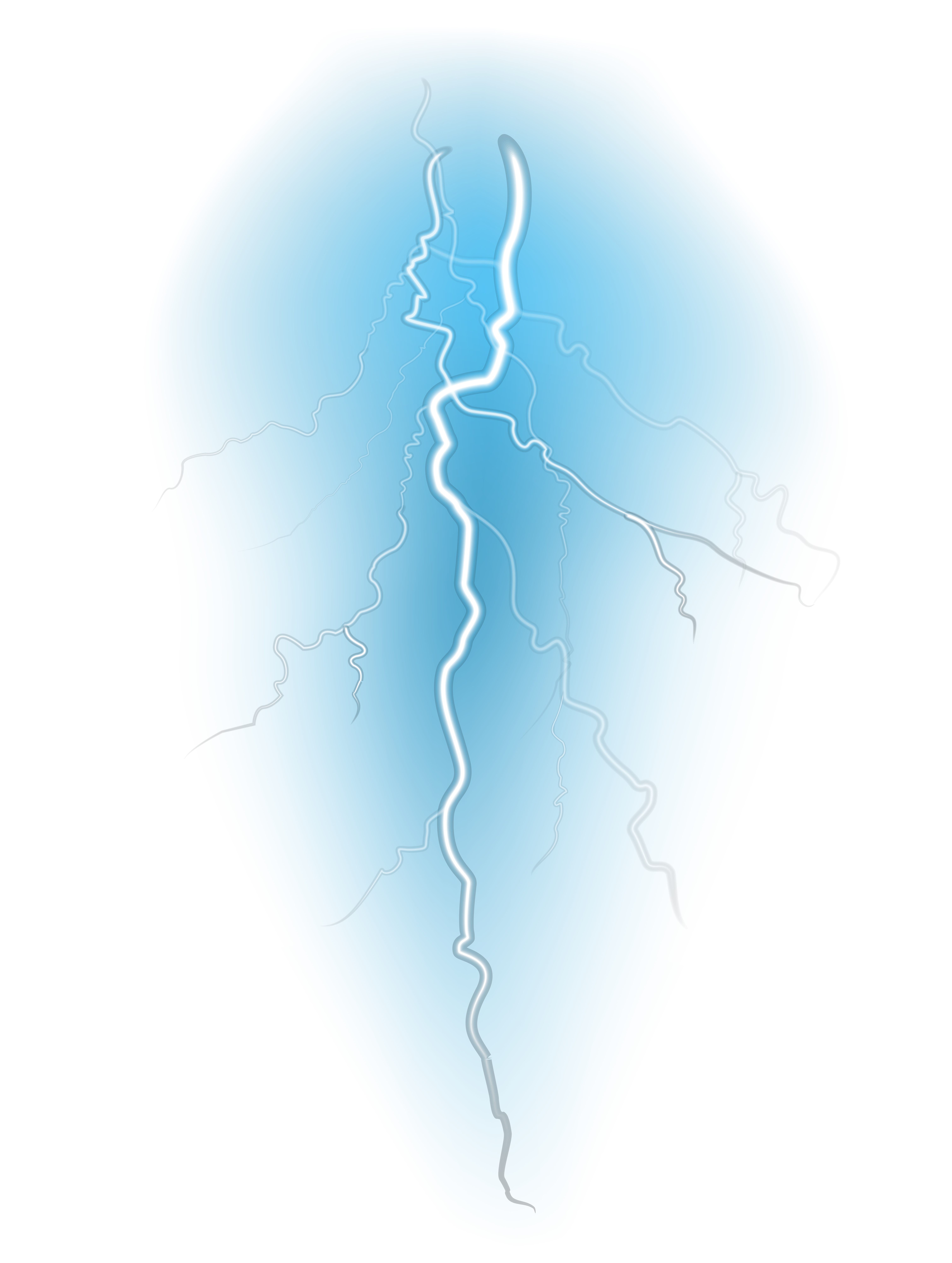 Transparent clip art image. Lightning clouds png clip free library